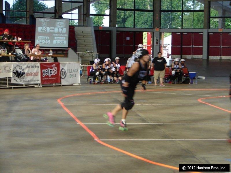 Carolina Roller Girls Skate Into 2020 Season
