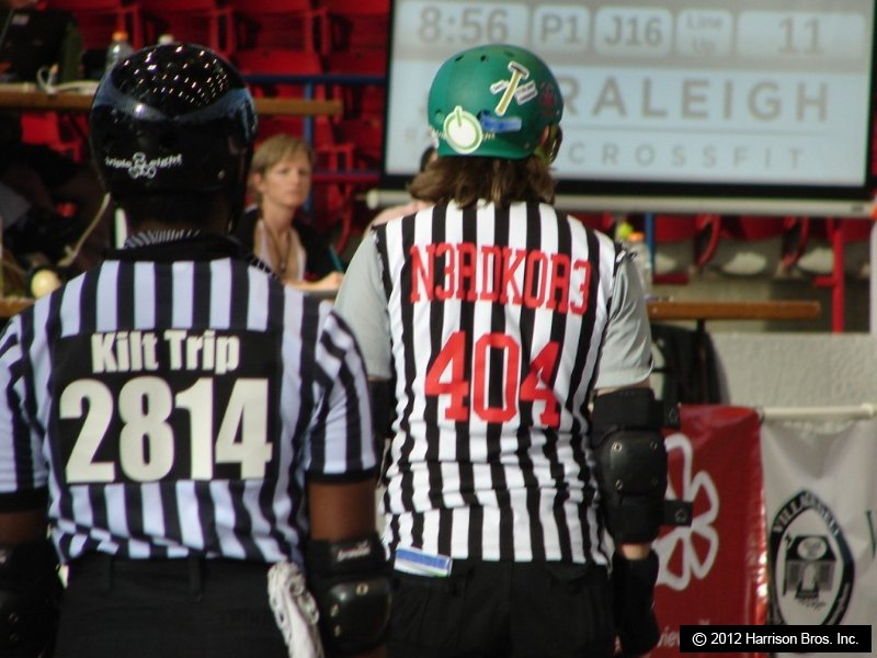 picture of referees for rollerderbytape.com