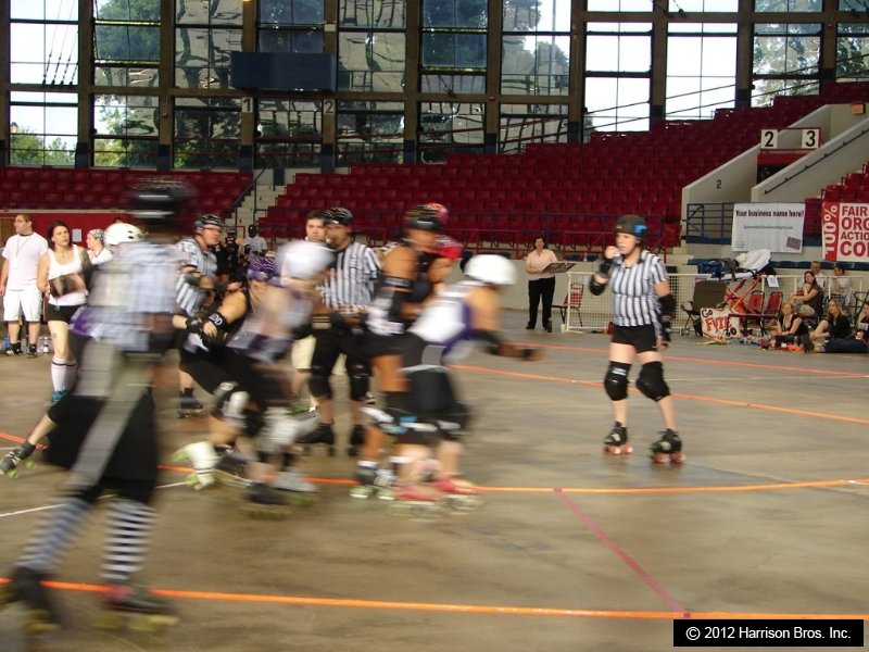 "Roller Derby Goes ""Legit"" With NPR Stamp Of Approval"